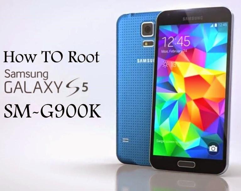 root samsung galaxy s5 sm-g900k