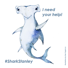 Shark Stanley Needs Your Help