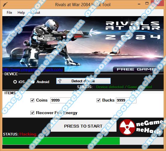 Rivals at War Hack Tool Cheats Engine Working No Survey Download
