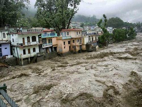 Himachal Pradesh, Uttarakhand flood 2013: At least 5,500 ...