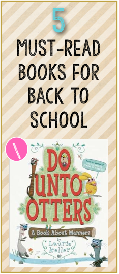 5 Must-Read Books for Back to School