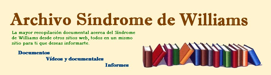 Archivo Síndrome de Williams