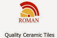 Logo PT Roman Ceramic International