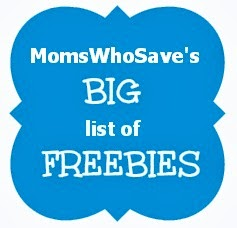 MomsWhoSave BIG List of Freebies