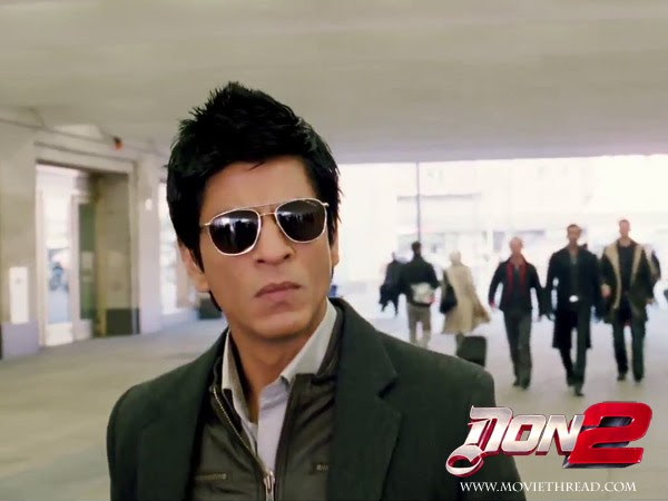 Don 2 Title Song Video Song - Don 2