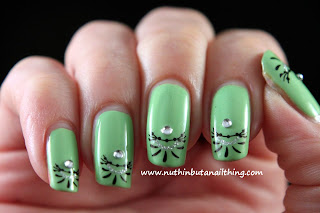 sinful colors pistache light green