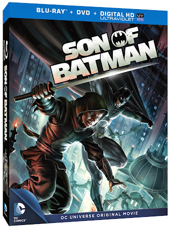 Son of Batman 2014 BDRip