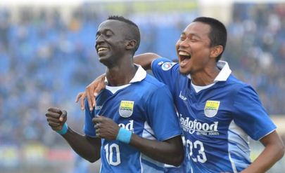 Video Gol Persib vs New Radiant 4-1