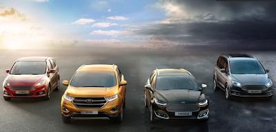 """Η Ford Motor Ελλάς συμμετέχει στην """"Αυτοκίνηση"""" 2015"""