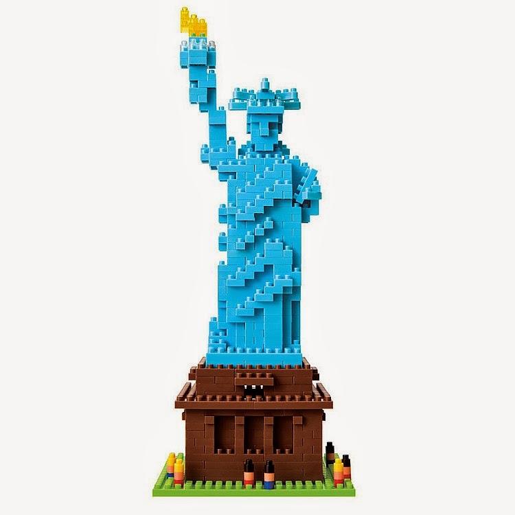 Estatua de la Libertad Construcción