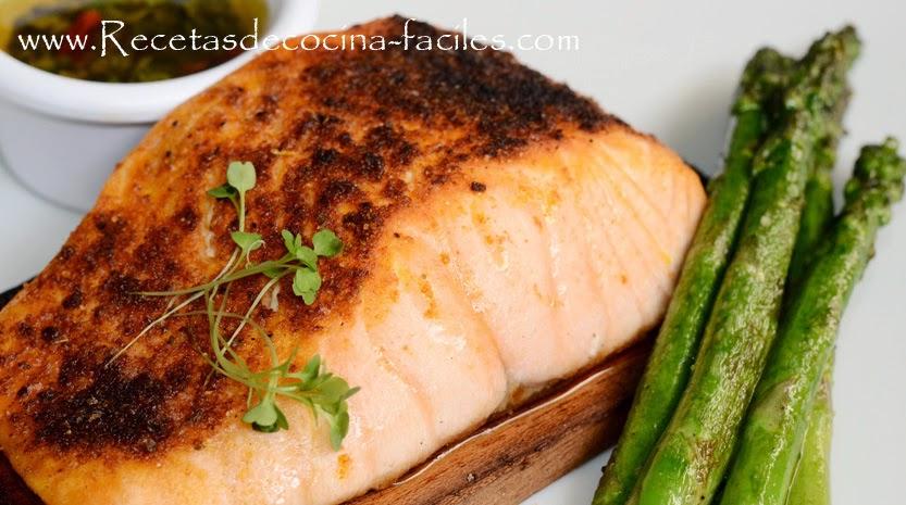 cocina salmon