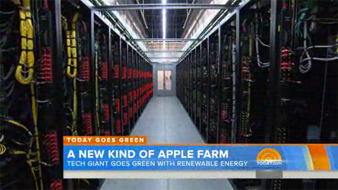 Apple Data Farm