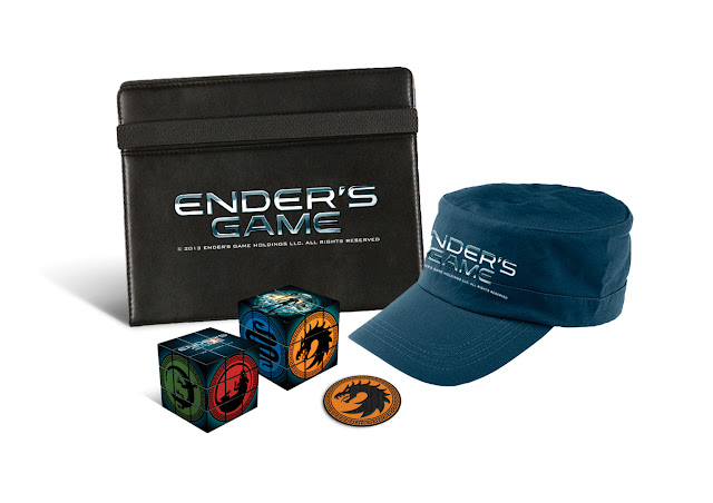 Win an Ender's Game Goody Bag