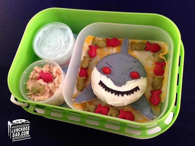 yubo shark bento