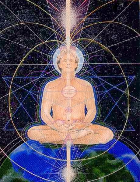 праничнитя ви тунел ) следва централната ос на магнитното поле на вашето тяло