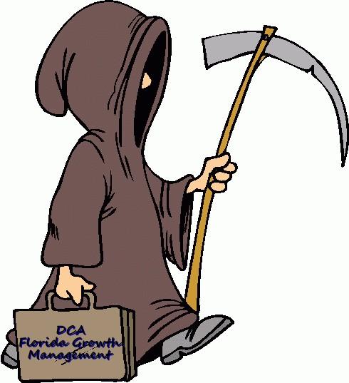 DCA Dead As A Doornail
