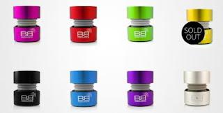 BassBoomz bluetooth speaker