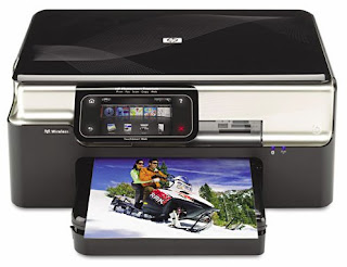 HP Photosmart Premium C309n Touchsmart Web All-in-One Printer