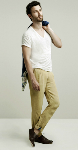 camisetas hombre Zara