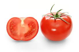 menghilangkan flek hitam noda bekas jerawat dengan tomat