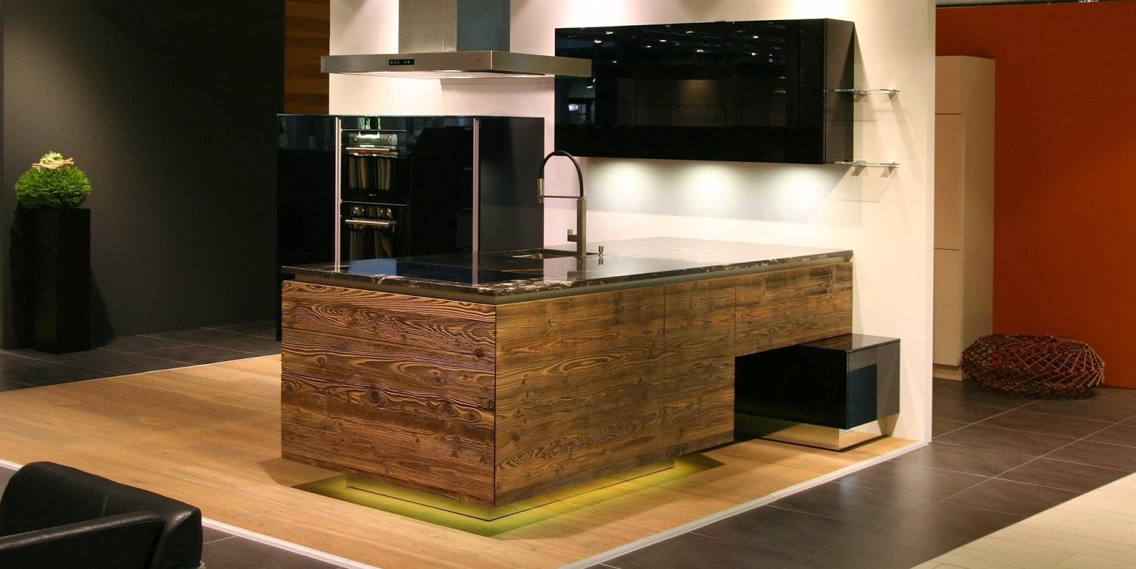 k chenblog k che mit altholz. Black Bedroom Furniture Sets. Home Design Ideas