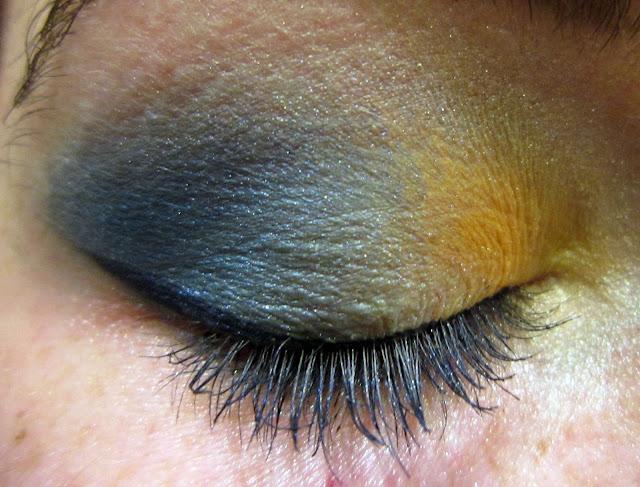 make up kiko bleu