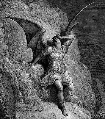 Gustave Doré, Lucifer -1866-