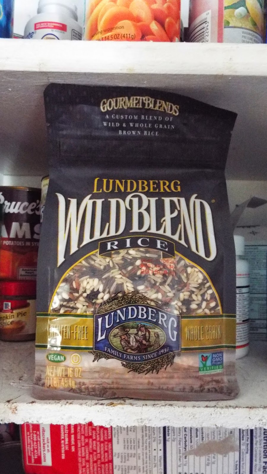 Lundenbergs Wild Blend Rice