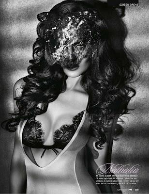[hq] mallika haydon, nathalia kaurangelo jonsson gq magazine -june 2012 . photo gallery