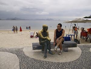 Papo de Escritores em Copacabana-RJ