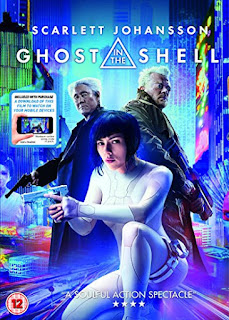 A Vigilante do Amanhã: Ghost in the Shell Legendado Online