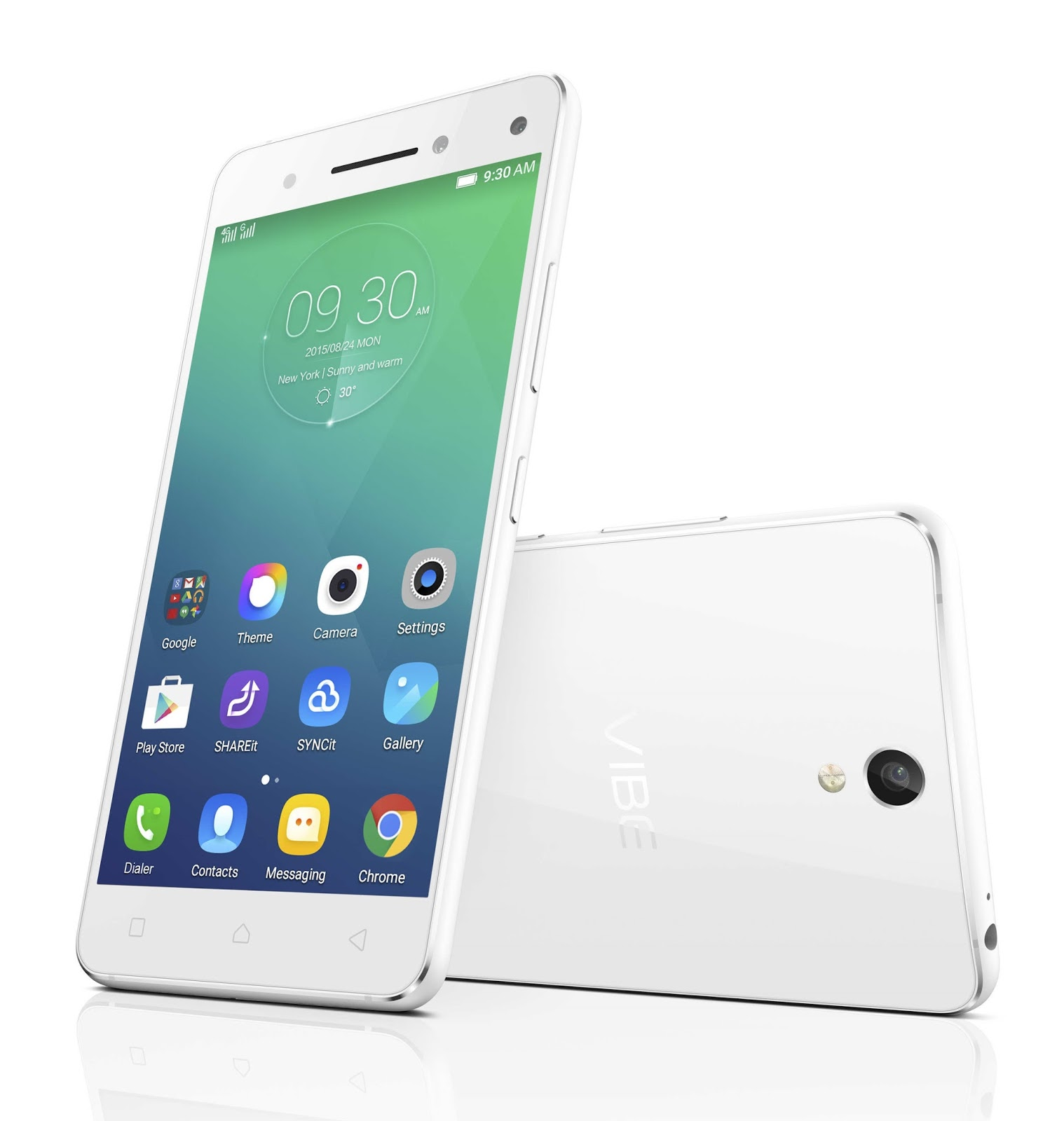 Lenovo VIBE S1: Specs, Price and Availability