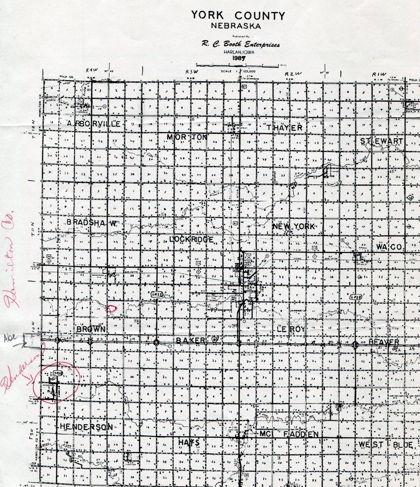 Nebraska hamilton county - Chapter 11 Boone County To Hamilton County 1884 1900