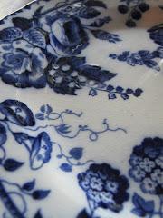 Creil vintage china....Flora,Muguet.