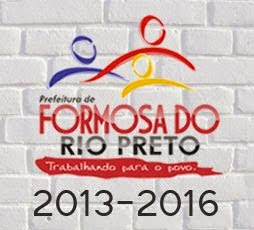 PREFEITURA DE FORMOSA DO RIO PRETO