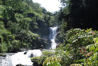 Irupu Falls Coorg