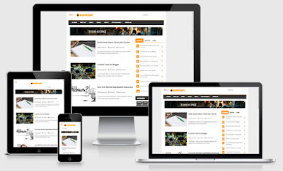 Blanter-craft-responsive-blogger-template