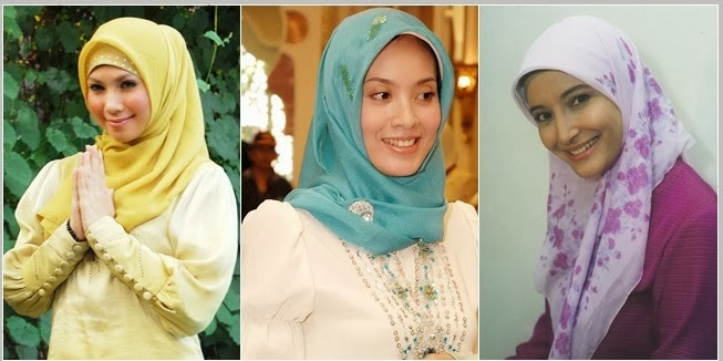 Hijab Gaya Klasik