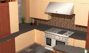 Nice Kitchen Escape