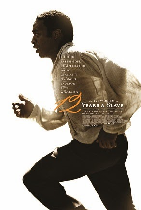 12 years a slave Movie cover