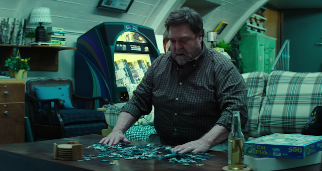 Cloverfield puzzle pieces