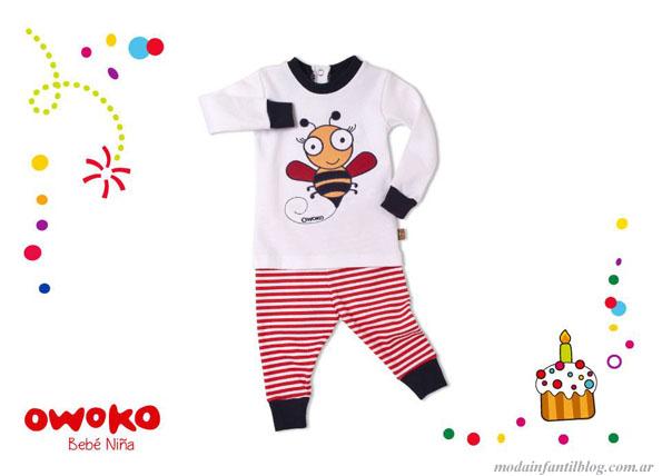 moda infantil invierno 2013 owoko