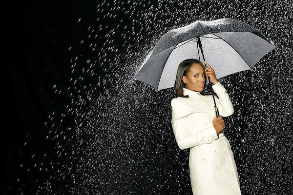 andromedahigh scandal bajo la lluvia