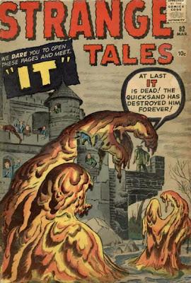 Strange Tales It