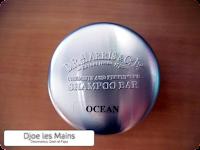 Djoe les Mains : Test du shampoing solide Shampoo Bar avec Masculin Beauté