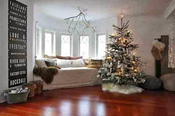 Aranżacja świątcznego wnętrza