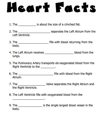 Middle School Lesson Plans  American Heart Association