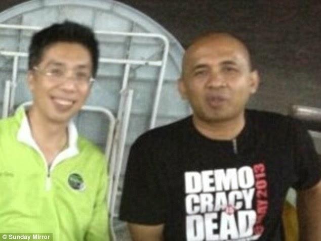 Kapten Zaharie MH370