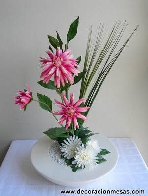 centro flores Dia de la Madre
