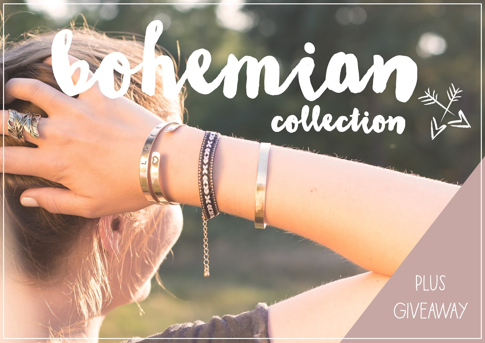 Bohemian Collection Giveaway